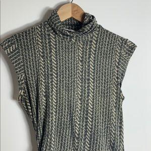 Diane von Furstenberg silk dress bodycon